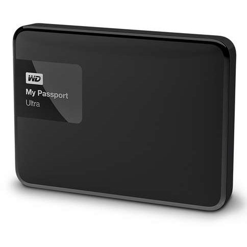 Western Digital My Passport Ultra 2TB Black