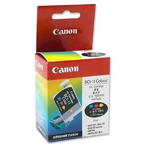 Canon BCI-11C Color 3 Pack Original