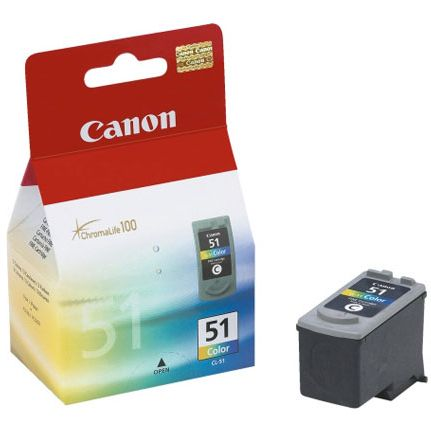 Canon CL-51 Color Original IP2200 MX460 MX310 0618B001