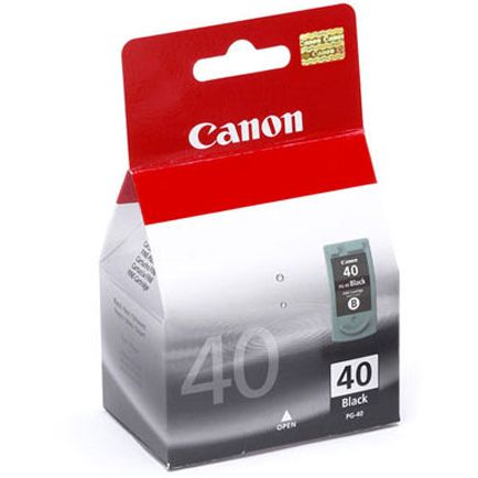 Canon PG-40 Original Negro 0615B001 IP1200 JX200 MP220 PG40
