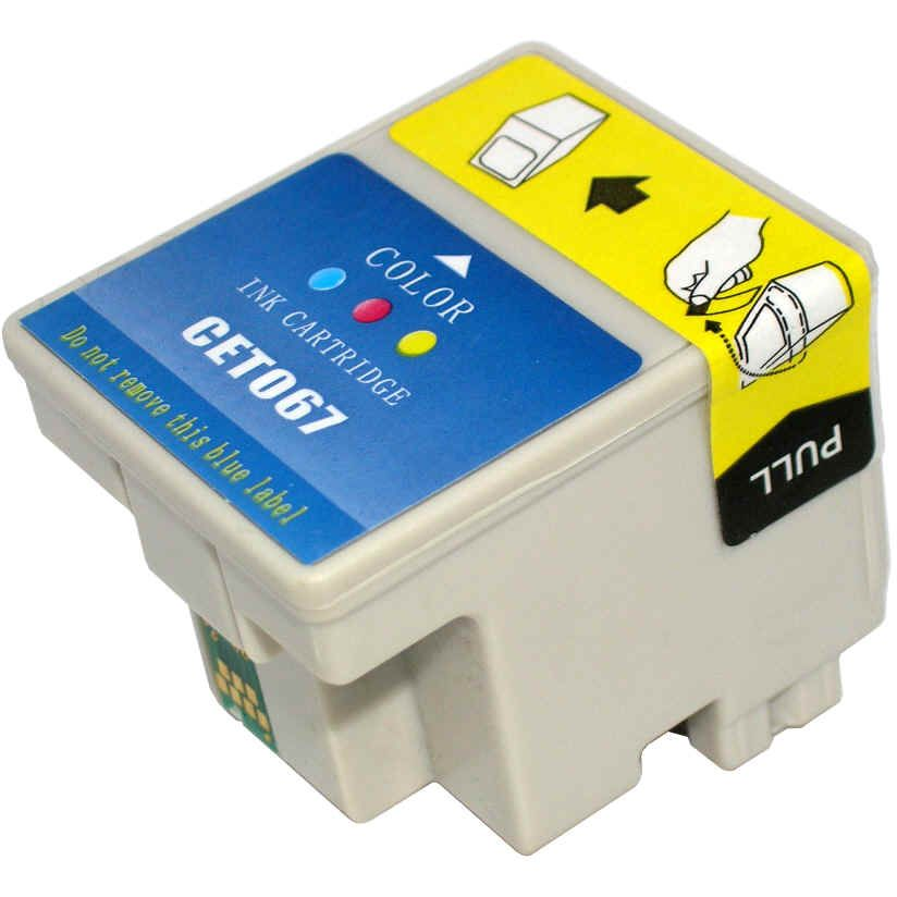 Epson T067 (T067040) Color Compatible