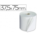 Rollo de papel Electra 37,5 x 75 mm
