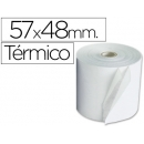 Rollo de papel Termico 57 x 48 mm