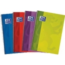 Oxford School Folio, Tapa Blanda, Pauta 2,5mm, 80 Hojas, Papel 90gr