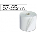 Rollo de papel Electra 57 x 65 mm