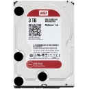 WD RED 3TB - WD30EFRX - 64MB Cache - Especial NAS - SATA3