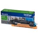 Brother TN247C Toner original ALTA CAPACIDAD Cian TN-247C (2.300 pag)