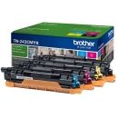 PACK 4 Toner Brother TN243CMYK original (Cian, Magenta, Amarillo, Negro) TN-243CMYK