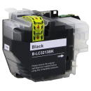 Brother LC3213 LC3211 V2 (nuevo chip) Negro Cartucho Alternativo LC-3213BK LC-3211BK