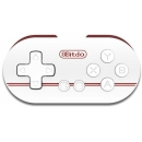Mini gamepad 8Bitdo Zero, Bluetooth, rojo y blanco