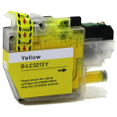Brother LC3213 LC3211 V2 (nuevo chip) Amarillo Cartucho Alternativo LC-3213Y LC-3211Y