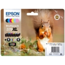 PACK 6 Cartuchos Epson 378XL Original C13T379840