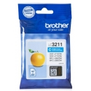 Brother LC3211 Cian Tinta Original LC-3211C