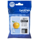 Brother LC3211 Negro Tinta Original LC-3211BK
