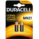 Duracell PACK 2 Pilas MN21 Alcalinas 3LR50B2