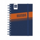 AGENDA MINI INSTITUT 8o 2DP 18-19 AZUL