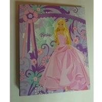 CARPETA FOLIO 4AN. BARBIE