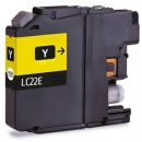 BROTHER LC22E AMARILLO ALTERNATIVO LC-22EY
