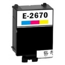 Epson T267 Cartucho tricolor Alternativo C13T26704010