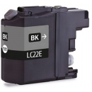 BROTHER LC22E NEGRO ALTERNATIVO LC-22EBK