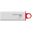 Kingston USB 3.0 de 32GB DataTraveler G4 Pendrive - Memoria USB
