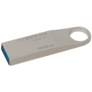 Kingston Technology DataTraveler SE9 G2 128GB 12GB USB 3.0 Plata unidad flash USB
