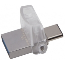 USB KINGSTON 128GB DT MICRODUO 3C, USB 3.0/3.1 + TYPE-C