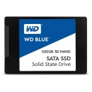 SSD 500GB WESTERN DIGITAL WD BLUE SATA3