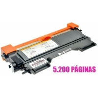 Brother TN2220 TN2210 TN2010 TN450 Negro Toner Alternativo ALTA CAPACIDAD/JUMBO TN-2220 TN-2210