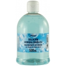 Gel hidroalcohólico desinfectante de manos. Bote 500ml