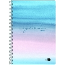 Agenda espiral liderpapel syros 15x21 cm 2021 dia pagina simple espiral color multicolor aire papel 60gr.