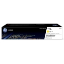 HP W2072A AMARILLO CARTUCHO DE TONER ORIGINAL HP 117A