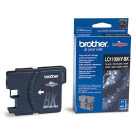 Brother LC1100BK Negro Tinta Original