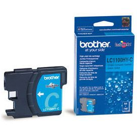 Brother LC1100HYC Cyan Tinta Original