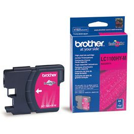 Brother LC1100HYM Magenta Tinta Original