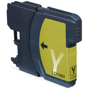 Brother LC1100Y Amarillo Compatible