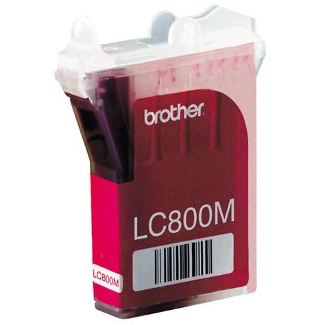 Brother LC800M Magenta Original Print