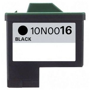 Lexmark 16 Negro Compatible 10N0016