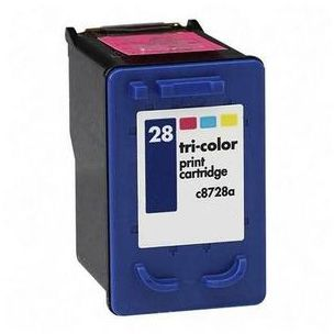 HP 28 TriColor Remanufacturado C8728A