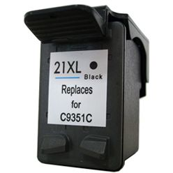 HP 21XL Negro Remanufacturado C9351C C9351A