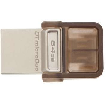 Kingston Technology DataTraveler microDuo OTG 64GB