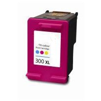 HP 300XL TriColor Remanufacturado CC644EE CC643EE