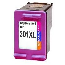HP 301XL TriColor Remanufacturado CH562EE CH564EE