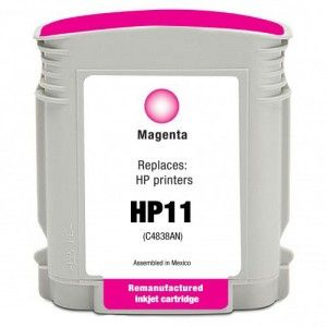 HP 11 Magenta Alternativo C4837AE