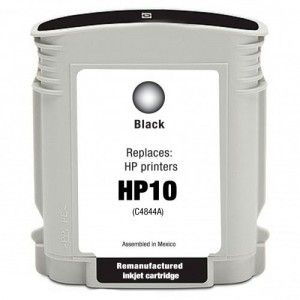 HP 10 Negro Compatible C4844AE