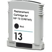 HP 13 Negro Remanufacturado C4814A
