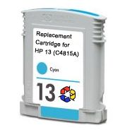 HP 13 Cyan Remanufacturado C4815A