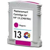 HP 13 Magenta Remanufacturado C4816A