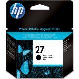 HP 27 Negro ORIGINAL C8727AE
