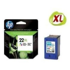 HP 22 XL TriColor ORIGINAL C9352CE Alta Capacidad